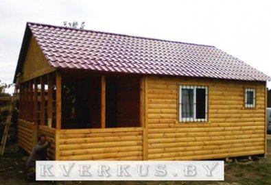 Дачный домик Комфорт