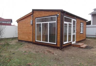 Дачный домик Модерн
