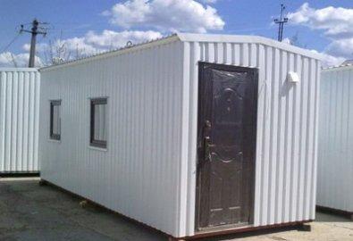 Блок-контейнер душевая