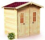 Домик для дачного туалета